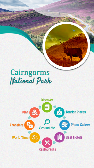 Cairngorms National Park screenshot 2