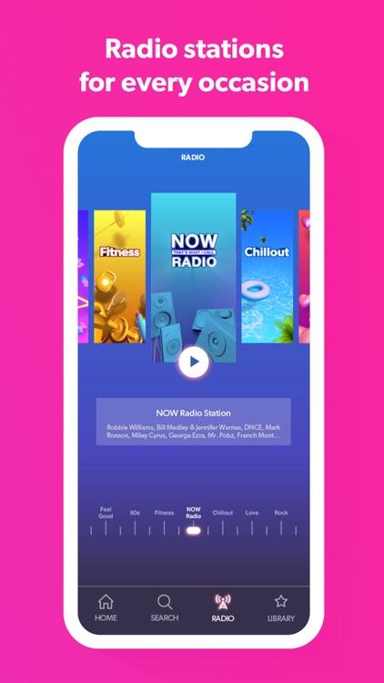 NOW Music App screenshot-9