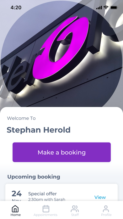 Stephan Herold screenshot 1