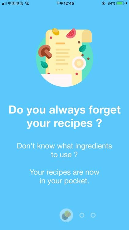 My Food & Recipes screenshot-7