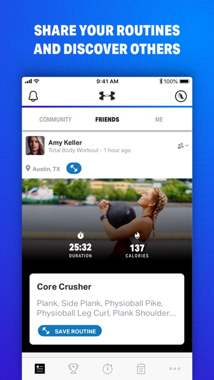 Map My Fitness by Under Armour screenshot-3