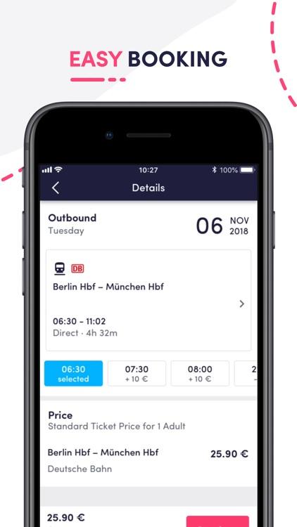 Qixxit - Train Bus Flight