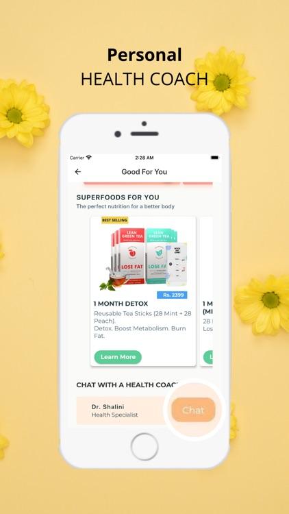 Eva: Your Health Coach