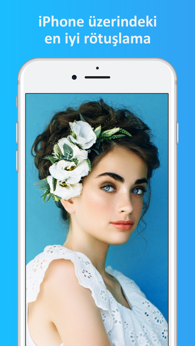 Screenshot for Facetune2: Selfie Sihirbazı in Turkey App Store