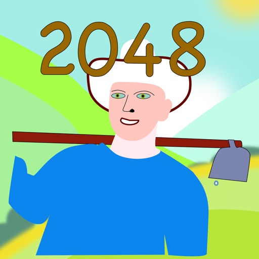 2048 Farmer in the Dell w Ads