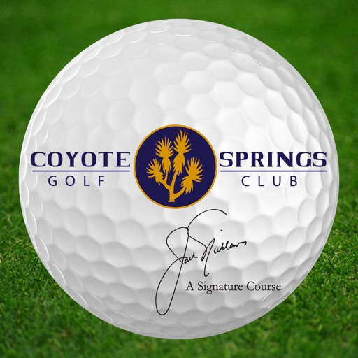 Coyote Springs GC icon