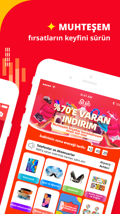 Screenshot for AliExpress Shopping App in Turkey App Store