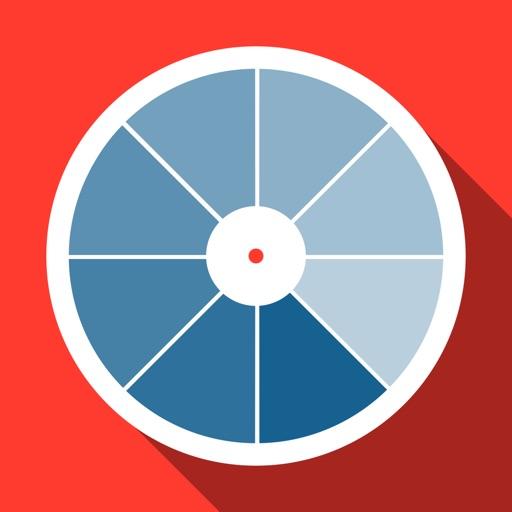 HTML Color codes. WEB Palette icon