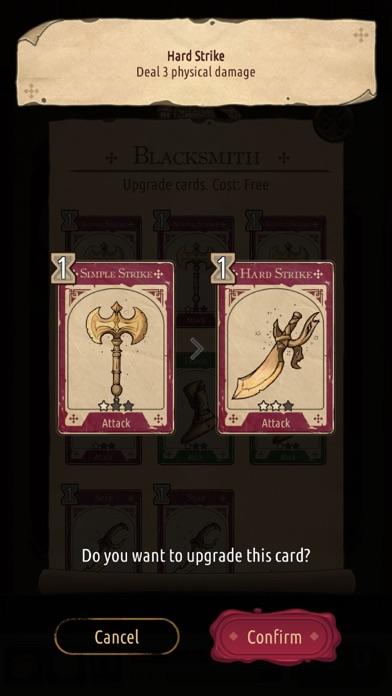 Spellsword Cards: Origins screenshot 4
