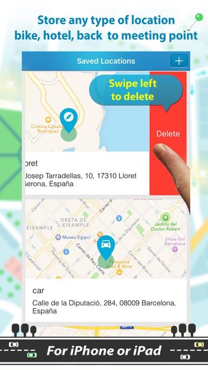 Find My Car with AR Tracker screenshot-5