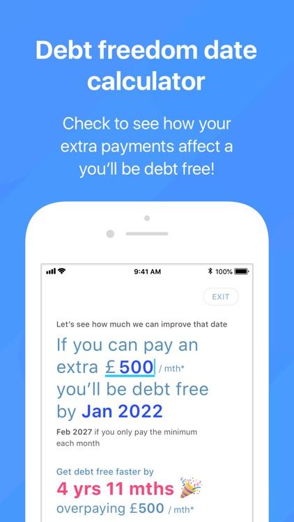 Debt Snowball screenshot-3