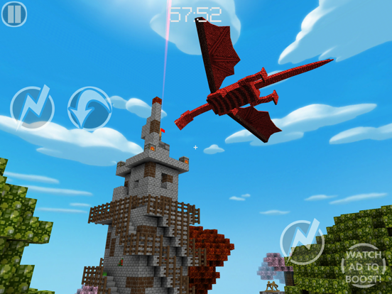 iPad Image of Castle Crafter Survival Craft