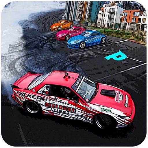 Drift Park - car parking games