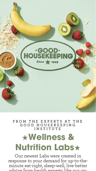 Good Housekeeping Magazine US Screenshot
