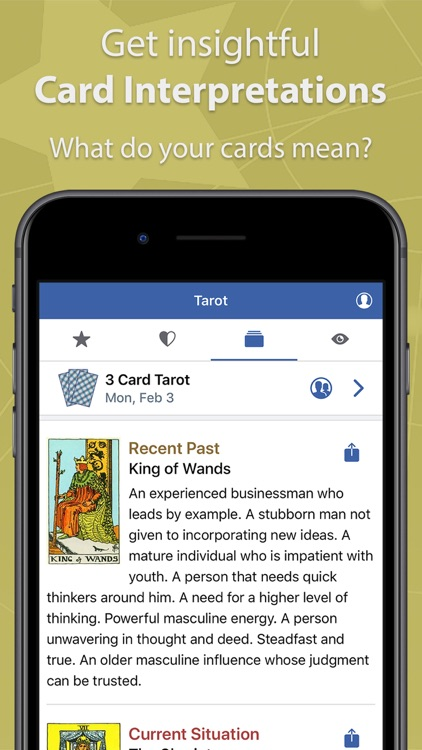 Astrolis Horoscopes & Tarot screenshot-3