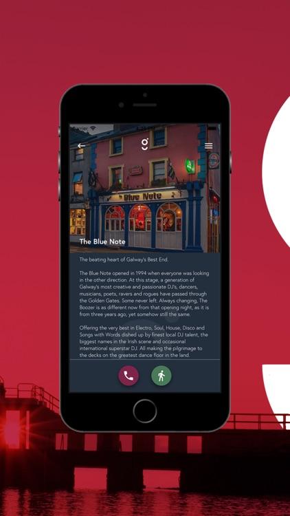 Galway App screenshot-3