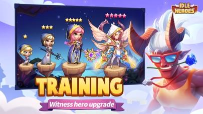 Mcdonalds Tycoon Updates Roblox Anime Juegos Idle Heroes App Reviews User Reviews Of Idle Heroes