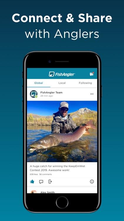 FishAngler - Fishing App screenshot-6