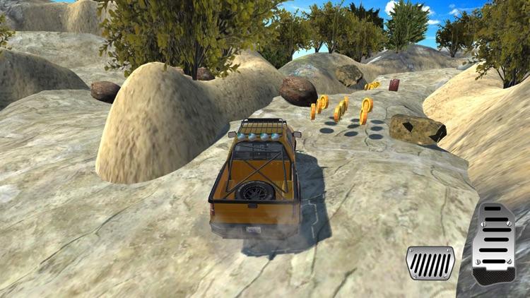 Muddy Road Truck 3D screenshot-4