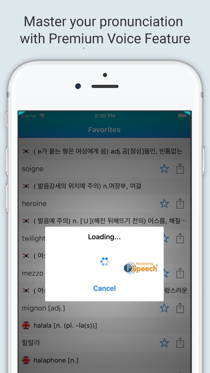English Korean Dictionary + screenshot-3