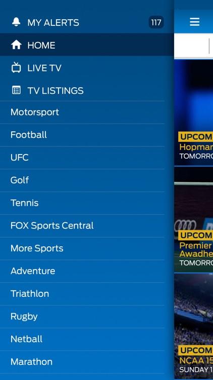 FOX Sports Asia screenshot-3