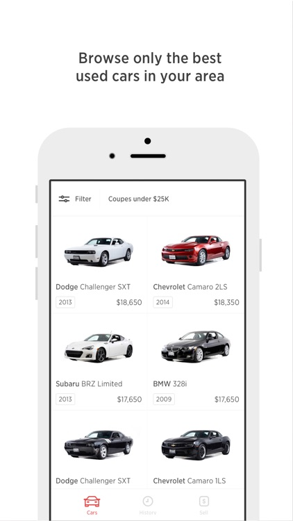 Shift –  Simplified Car Buying