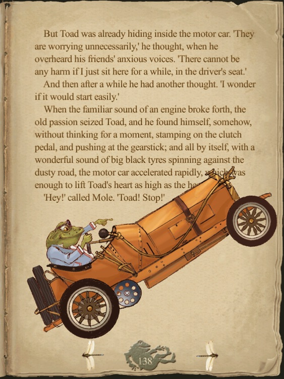 Wind In The Willows App screenshot-6