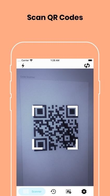 QR Code Reader and Scanner!