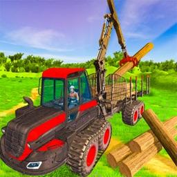 Lumberjack Truck Driver 3D