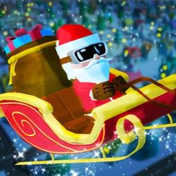 Santa Christmas Delivery 2019