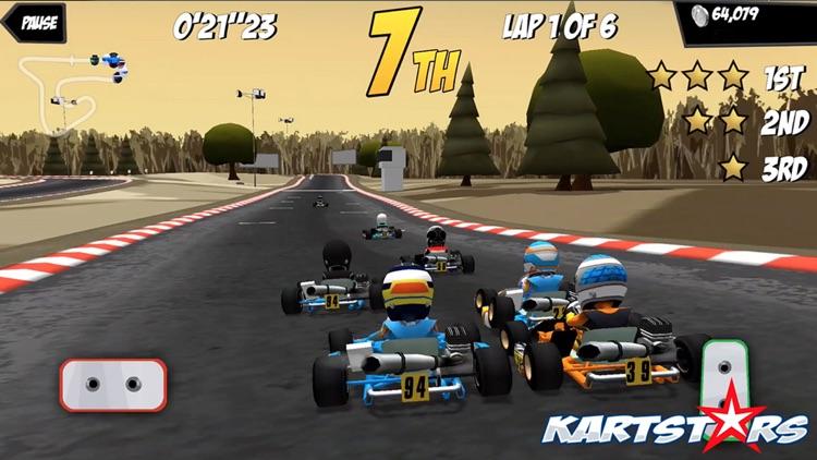 Kart Stars screenshot-4