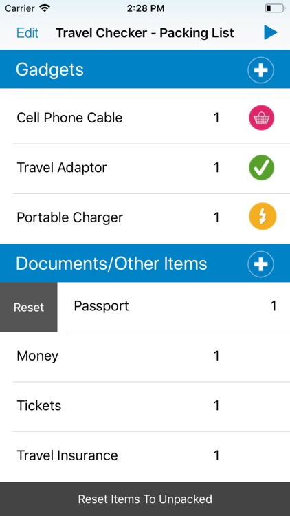 Travel Checker screenshot-2