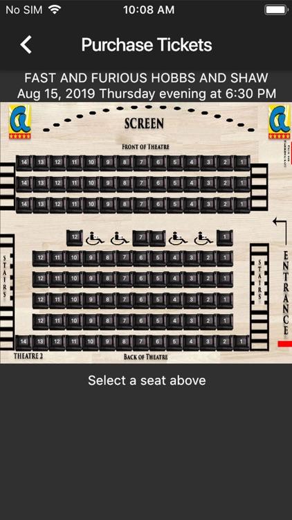 Allen Theatres screenshot-4