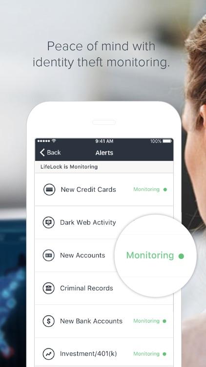 LifeLock ID Theft Protection screenshot-3