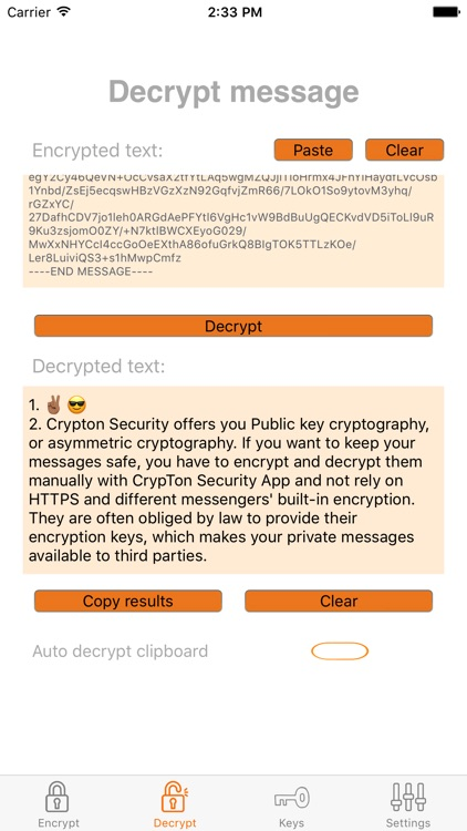 CrypTon Security