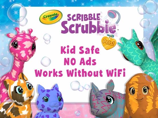 Crayola Scribble Scrubbie Pets screenshot 6