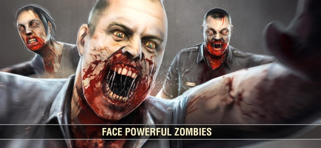DEAD TRIGGER 2 Zombie Shooter Screenshot