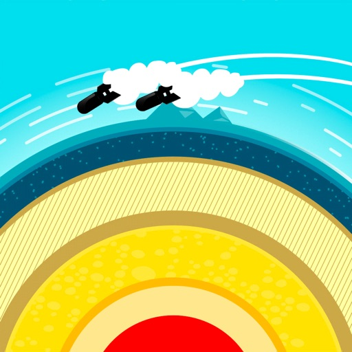 Planet Bomber! app for iphone