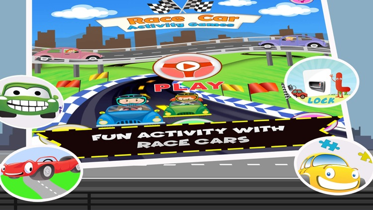 Car Word Search For Kids Games screenshot-4