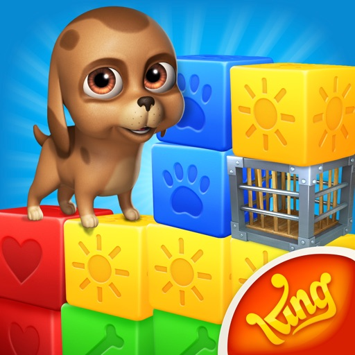 Pet Rescue Saga app logo