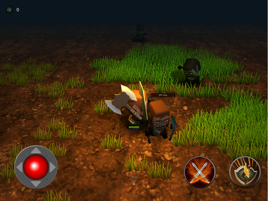 Warriors With Square Heads screenshot 6