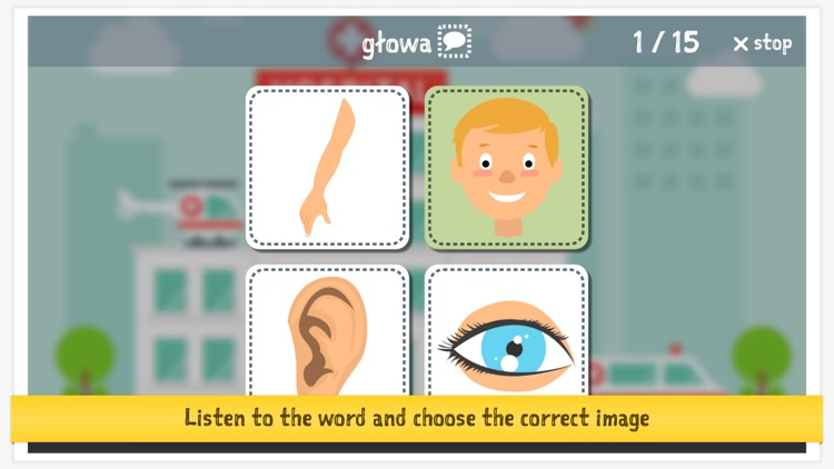 Learn Polish With Amy for Kids screenshot-6