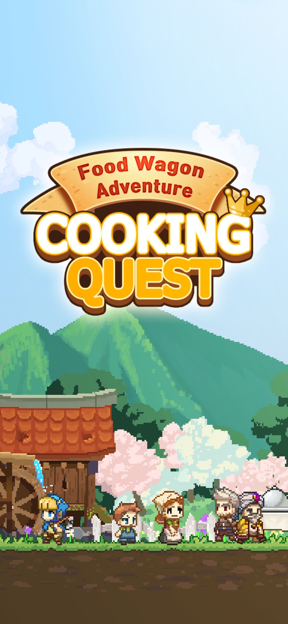 Cooking Quest : Food Wagon Cheat Codes