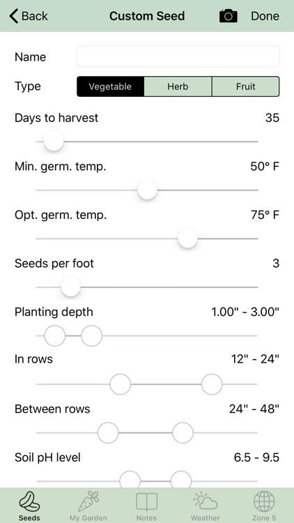 iGarden USA - Gardening Helper screenshot-3