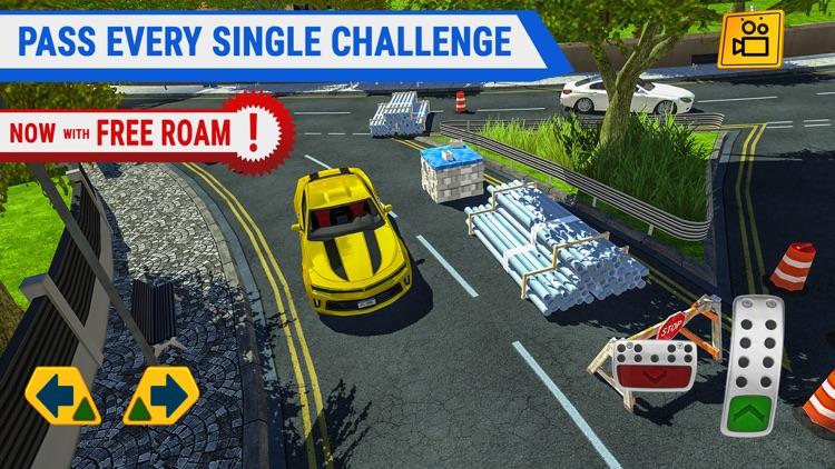 Multi Floor Garage Driver screenshot-3