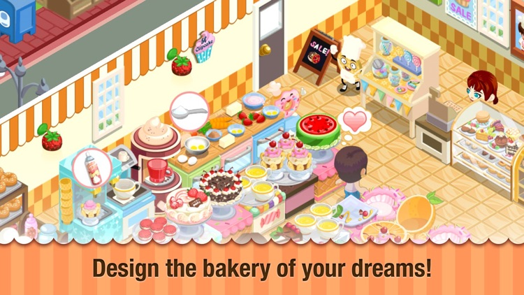 Bakery Story screenshot-0