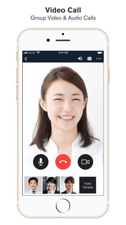 Chatwork - Business Chat App screenshot-4