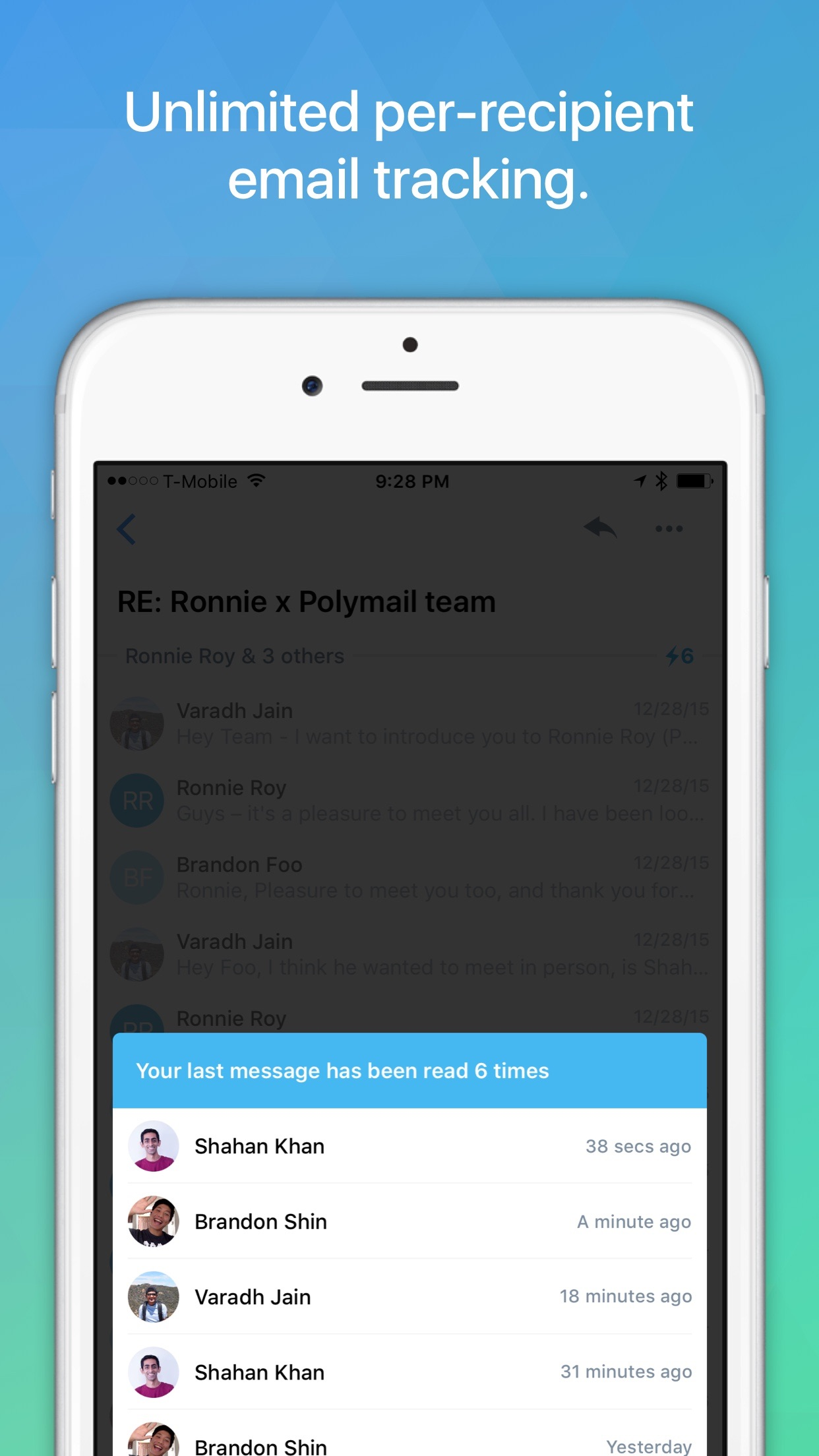 Email - Polymail Screenshot
