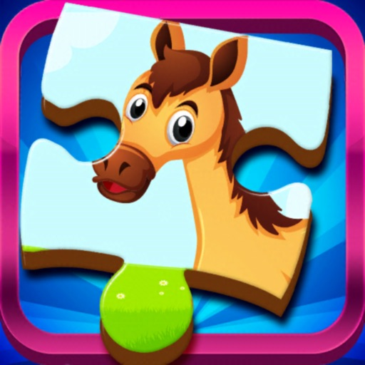 Animal Puzzle - Jigsaw Puzzles