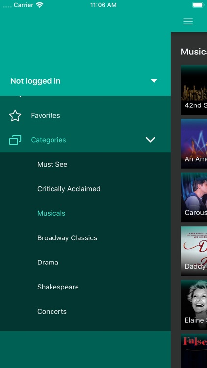 BroadwayHD Mobile